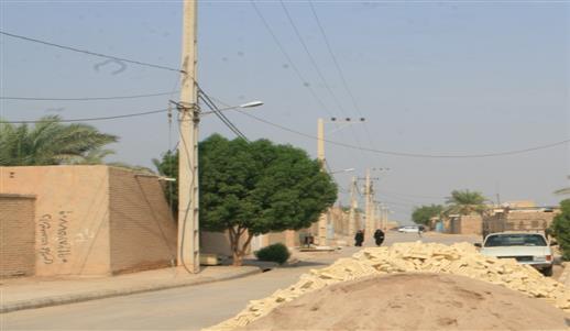 كار ساماندهي شبكه برق 49 روستا از توابع شهرستان كارون به اتمام رسيد