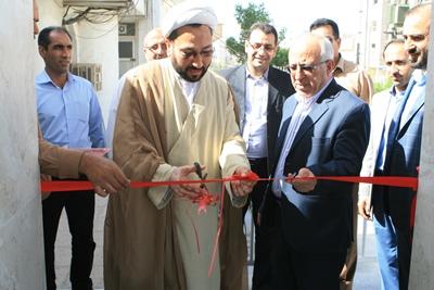 افتتاح ساختمان جديد واحد بهره برداري امور برق منطقه 4 شهرستان اهواز
