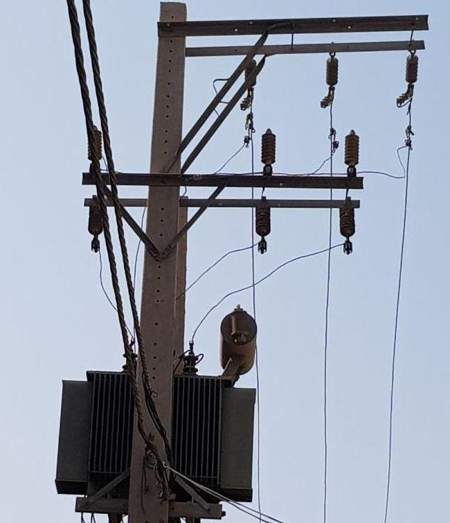 نصب 18 هزاركت اوت فيوز سيليكوني در شبكه برق كلانشهر اهواز