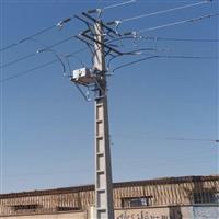 نصب15 ست كليد گازي در شبكه برق منطقه 3 اهواز